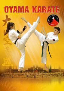 Plakat Oyama Karate Dzieci