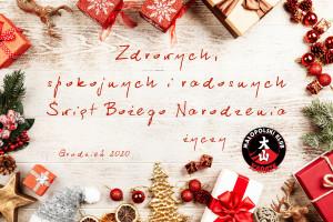 kartka świąteczna MKK